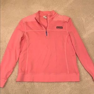 Pink Vineyard Vines Shep Shirt